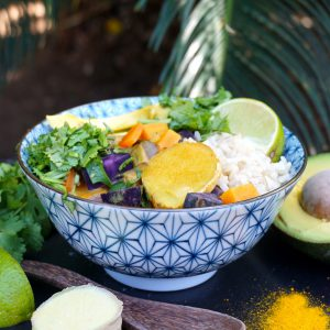 Turmeric Coconut Curry