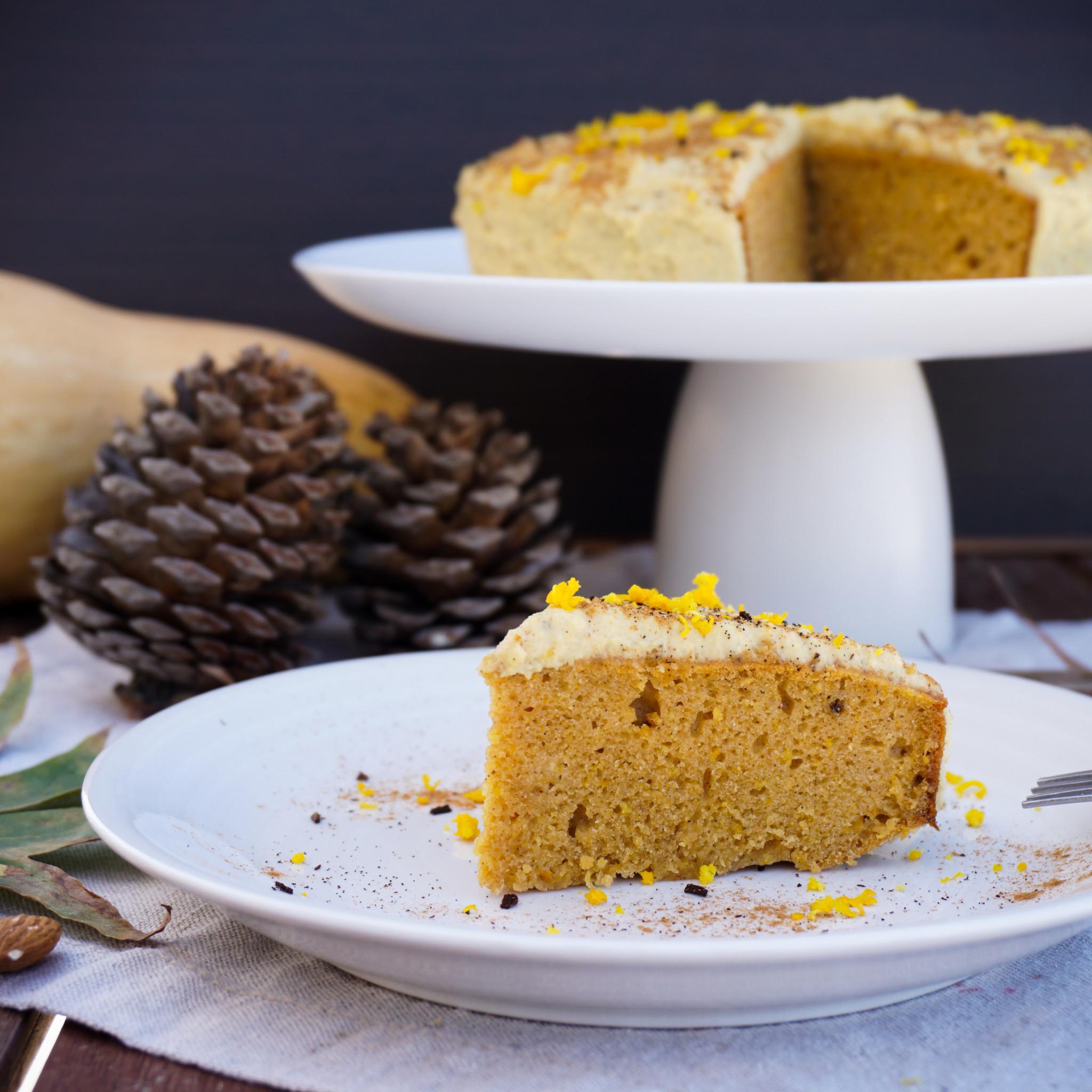 Butternut Squash Cake The Tasty K
