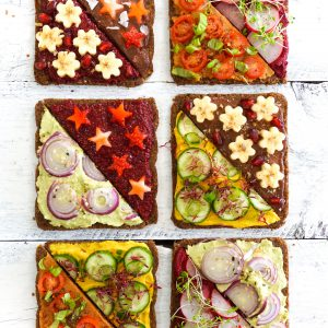Healthy Vegan Spreads
