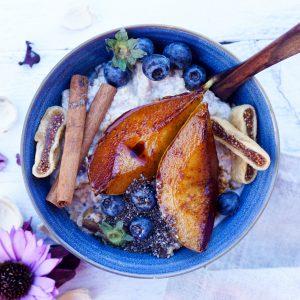 Creamy Winter Oatmeal