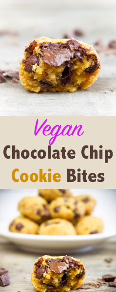 Pin Chocolate Chip Cookie Bites