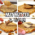 Healthy Nut Butters