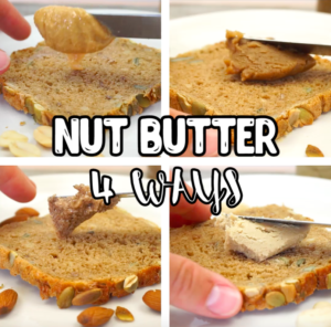 Healthy Nut Butters (with my Optimum 9200A)