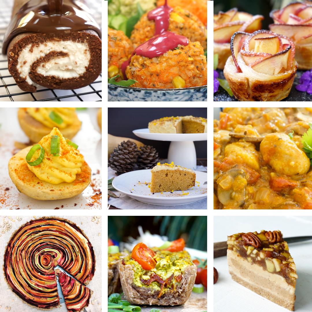 9 Vegan Ideas For Thanksgiving The Tasty K