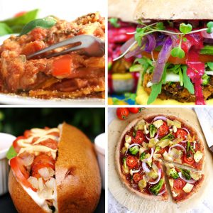 4 Healthy Vegan Comfort Foods