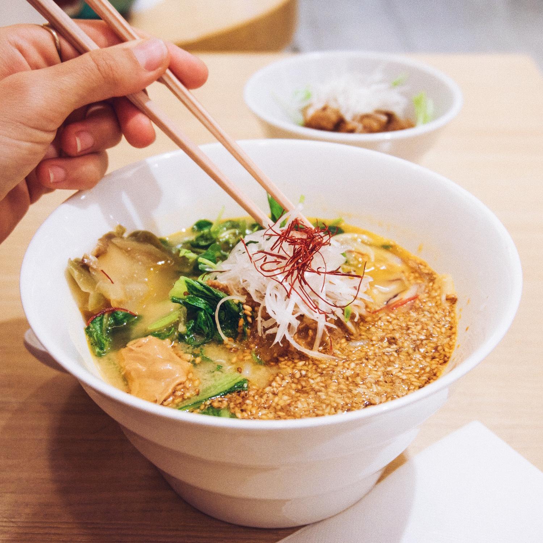 Vegan Guide to Tokyo - The Tasty K
