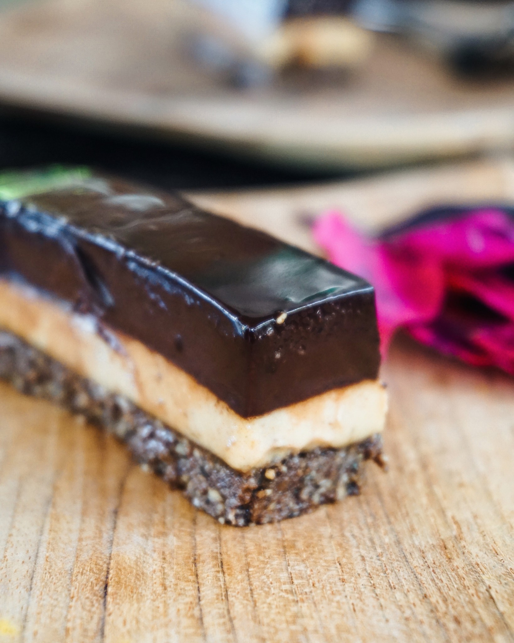 Snickers bar at Karma Kafe