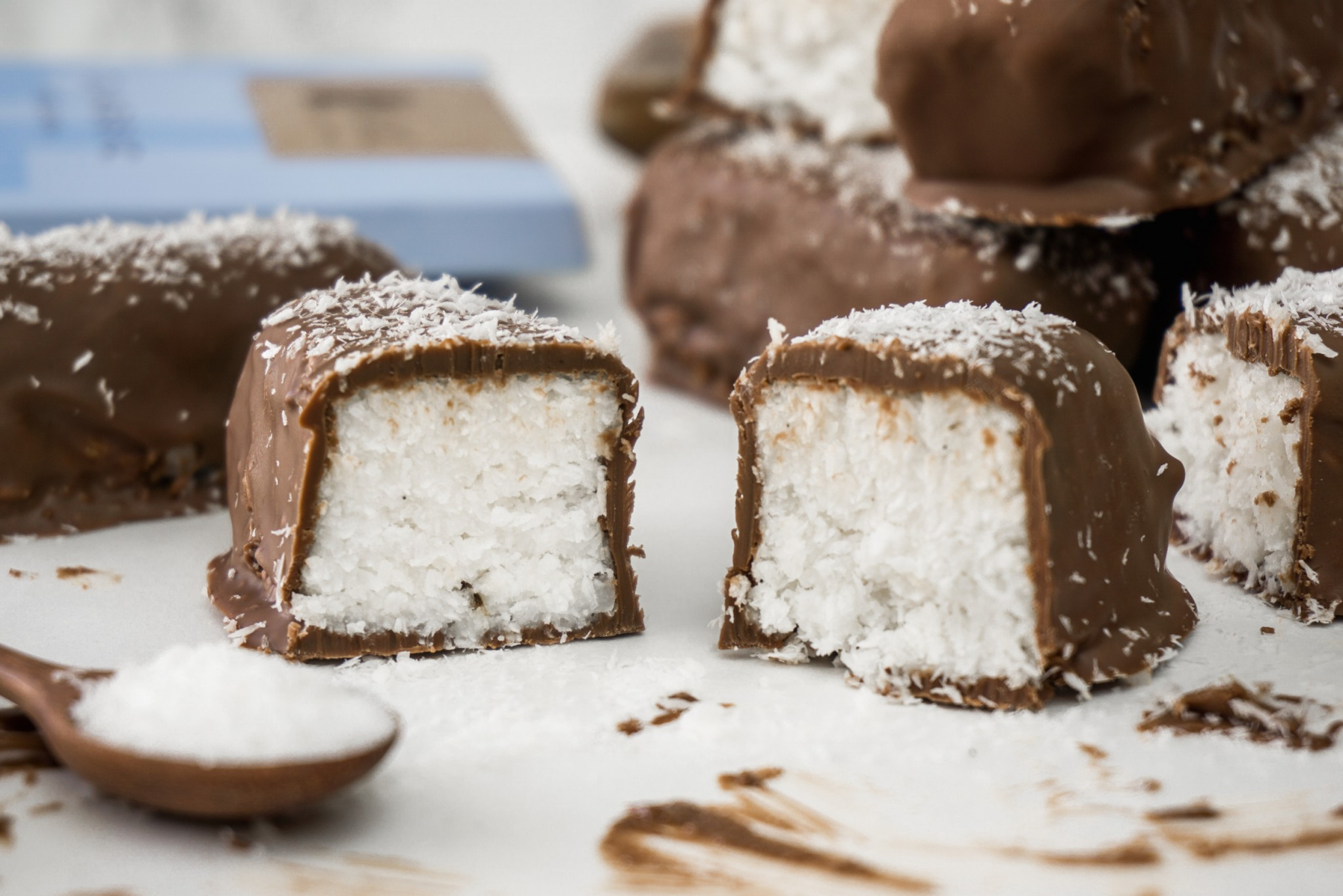 Vegan Bounty Bars