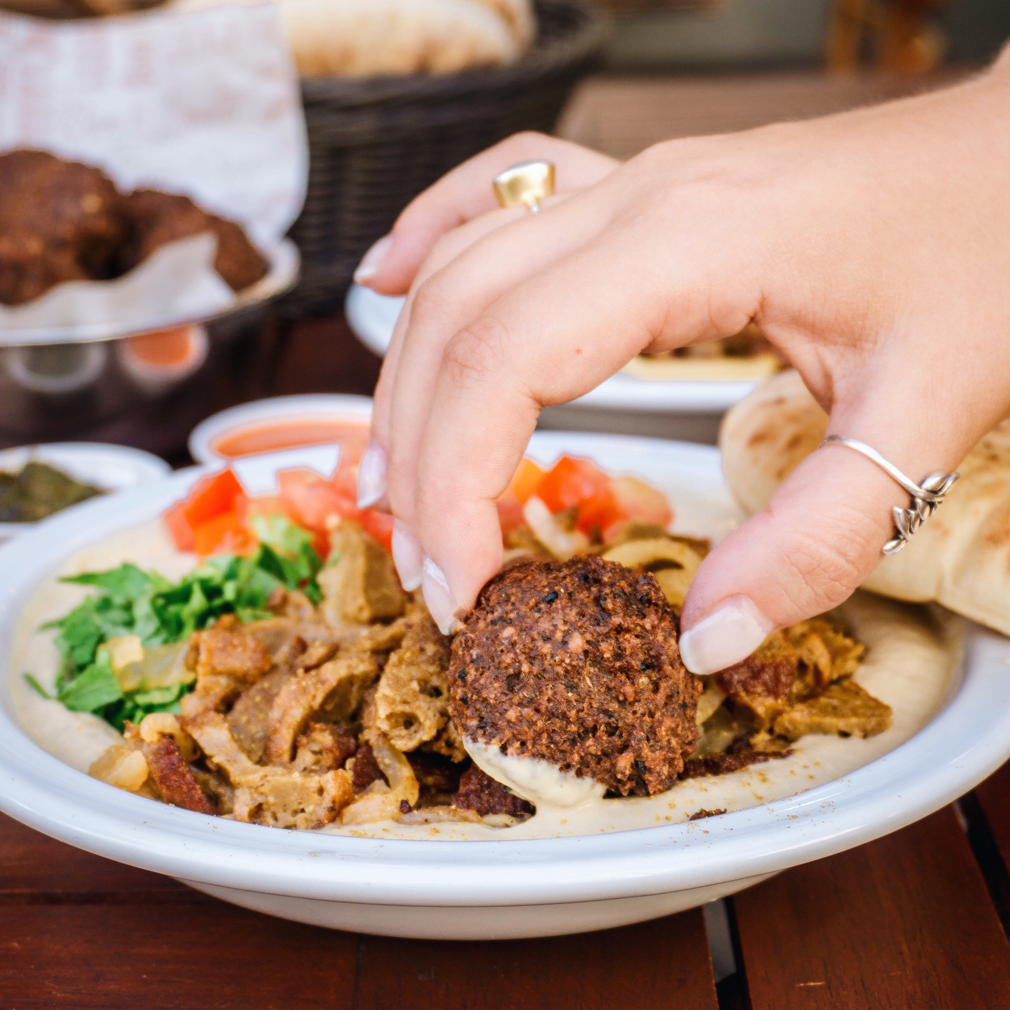 Vegan Guide to Tel Aviv