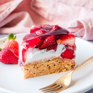 Strawberry Jelly Cream Cake