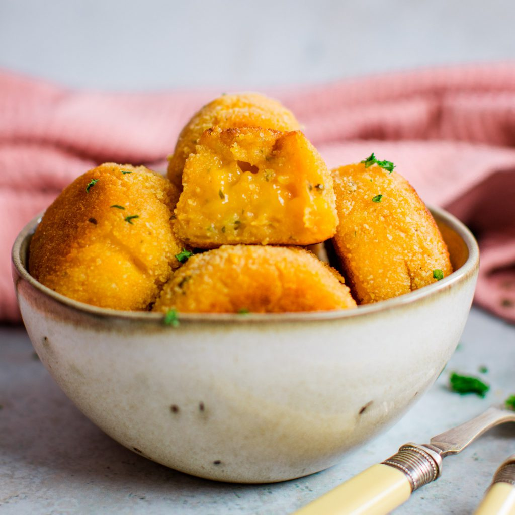 Chipotle Potato Balls
